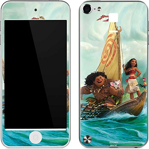 - Moana iPod Touch (5th Gen&2012) Skin - Moana and Maui Set Sail Vinyl Decal Skin For Your iPod Touch (5th Gen&2012)