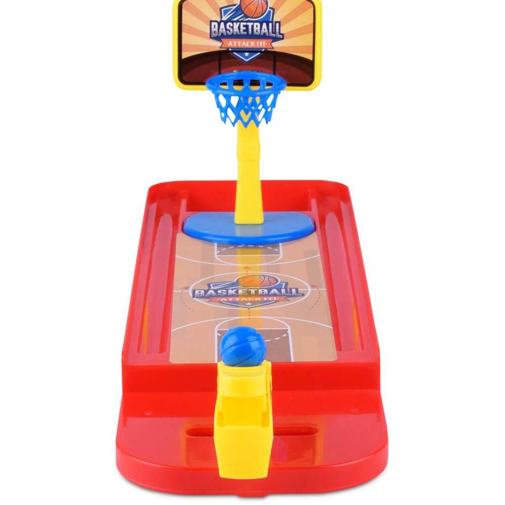 0Miaxudh - Juego de mesa de baloncesto para niños: Amazon.es ...