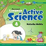 Longman Active Science Book by Pearson for CBSE Class 4