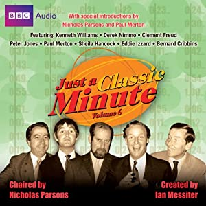 Just a Classic Minute, Volume 6 Radio/TV