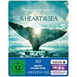 In the Heart of the Sea (Exklusive Steel-Edition) - (Blu-ray)