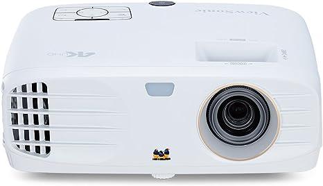 Amazon.com: ViewSonic Proyector 4K con 3500 lúmenes de ...