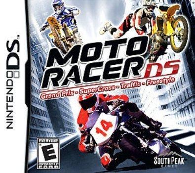 Moto Racer DS Nintendo Game Motoracer