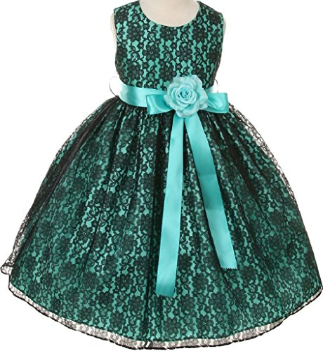 Tiffany Designs Girls Pageant Dress - 3