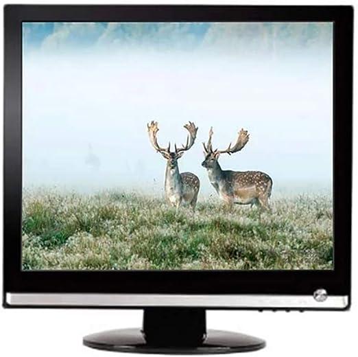 RAPLANC Monitor LED Ultra Delgado HD de 27 Pulgadas con Puerto HDMI y VGA, Soporte Ajustable, sin Parpadeo, Marco Delgado para garantizar la Mejor Experiencia de Usuario: Amazon.es: Hogar