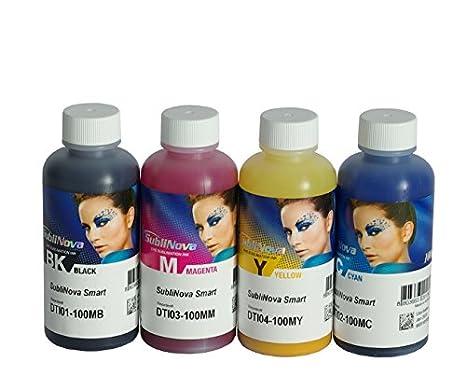 400 ml InkTec sublinova Smart Tinta de sublimación para ...