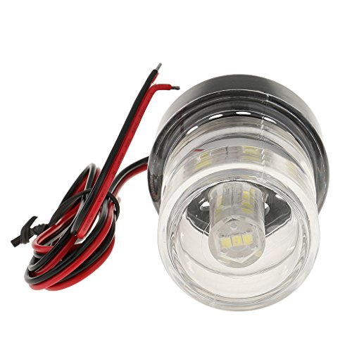 Dolity 360° 12V White NAV Anchor LED Bulb Boat Anchor Navigation Light with Cable by Dolity (Image #5)