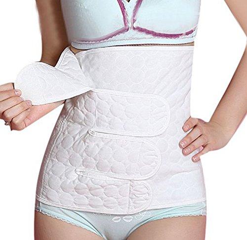 EUBUY Soft Cotton Abdominal Binder
