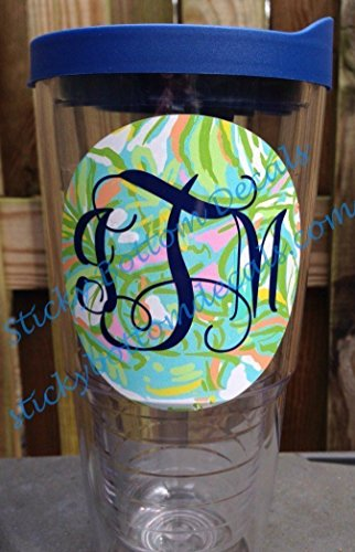 lilly pulitzer decal - 8