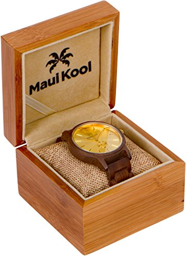Buy wooden box gold