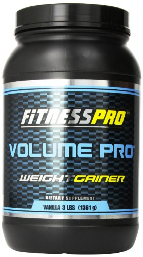 Fitness Pro Lab Volume Pro Vanille, 3-Livre