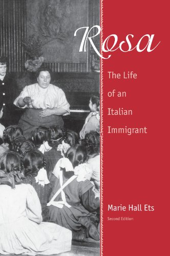 Rosa: The Life of an Italian Immigrant (Wisconsin Studies in Autobiography)