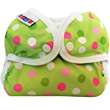 Bummis Bamboozle Fitted Diaper - Size Small (5-18lbs) [Baby Product]