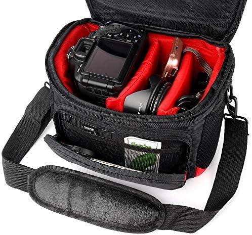 DSLR Camera Bag Lens Pouch for Nikon D5300 D810 D60 D50 D40 D90 D750 D600 D610 P900 P520 D300S D200 D850 P900S B700 D80