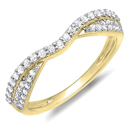 0.36 Ct Diamond Band - 2