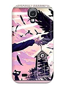 Galaxy High Quality Tpu Case/ Flcl PipGeEL4236WSNYh Case Cover For Galaxy S4