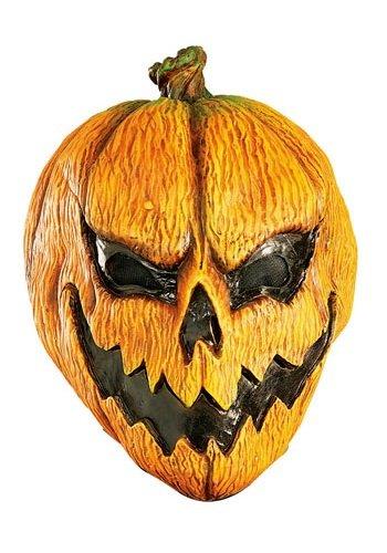 Rubie's Costume Co Pumpkin Mask (Jack O Lantern Mask)