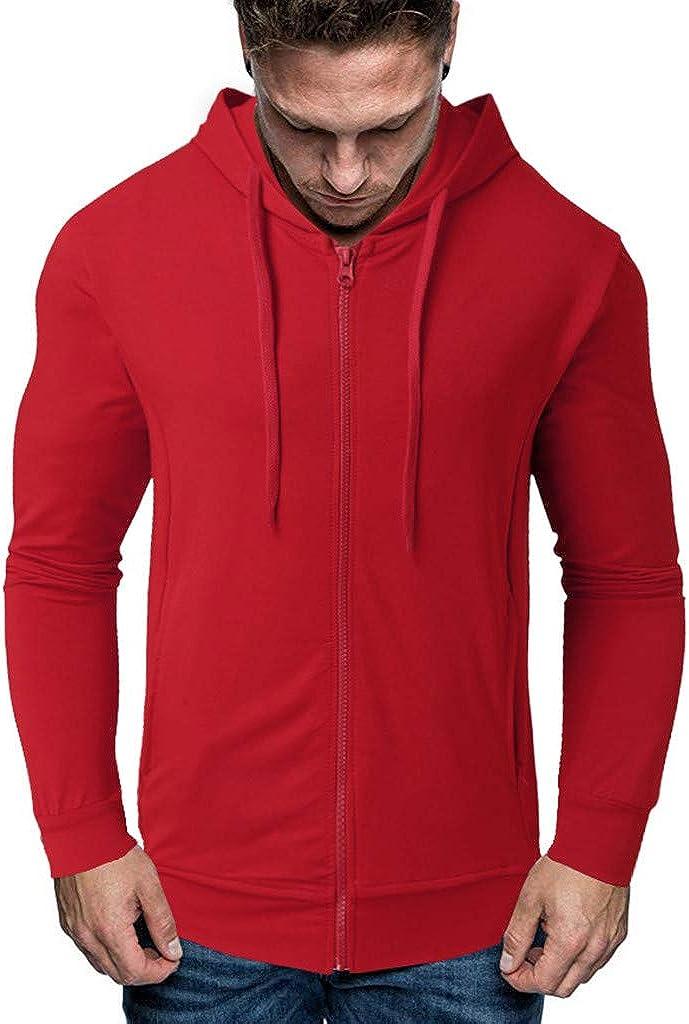 Depoga Womens Crewneck Sweatshirts Ombre Tops Dip Dye Casual Pullover Long Sleeve