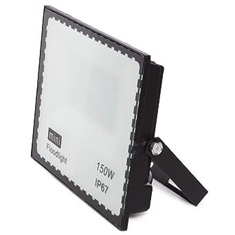 Greenice | Foco Proyector LED SMD Mini 150W 90LM/W | Blanco Frío ...