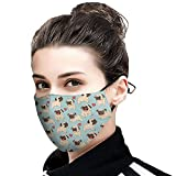 Girl Custom Mouth Cover