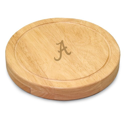 NCAA Alabama Crimson Tide Circo Cheese Set