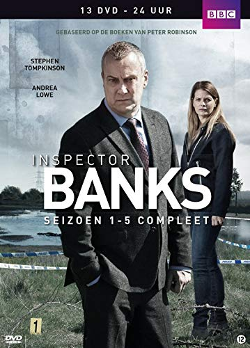 plete Seasons 1-5) - 13-DVD Box Set ( DCI Banks ) ( Inspector Banks - Seasons One, Two, Three & Four ) [ NON-USA FORMAT, PAL, Reg.0 Import - Netherlands ] ()