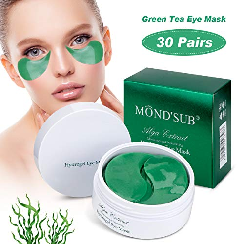 Collagen Under Eye Mask Patches Pads, Gel Eye Treatment Mask | Hydrating Puffy Eye Dark Circles Anti Wrinkles