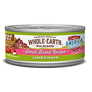 Merrick Small Breed Wet Dog Food, 3 Oz, 24 Count Case 66