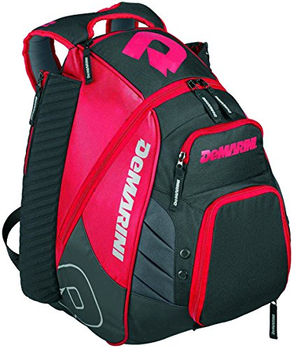 DeMarini Voodoo Rebirth Backpack, - Backpack Demarini Softball