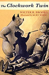 The Clockwork Twin: A Freddy the Pig Book on Everything