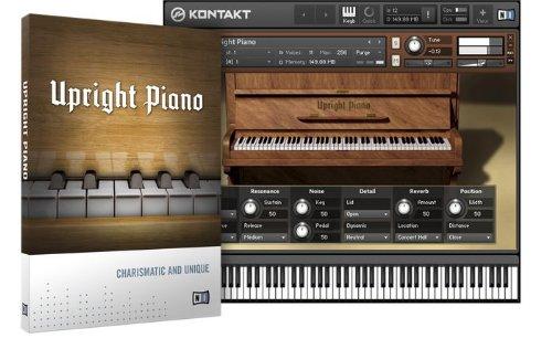 Komplete Native Instruments Upright Piano