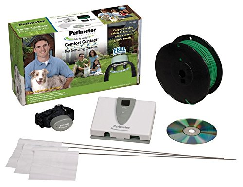 Perimeter Technologies 1000-0050 Ultra Comfort Pet Fencing System