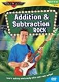 Addition & Subtraction Rock DVD by Rock 'N Learn