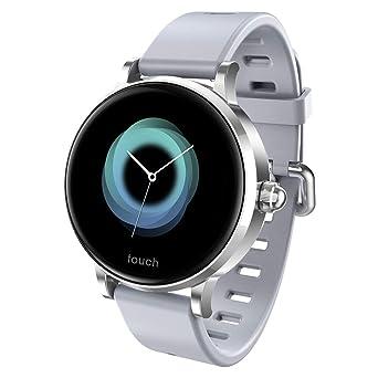 Reloj Inteligente para Mujeres con Monitor de Actividad ...
