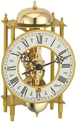 Di alta qualit/à meccanica orologio da tavolo con chiave ascensore Hermle/ /000711 /Manchester di 23004/
