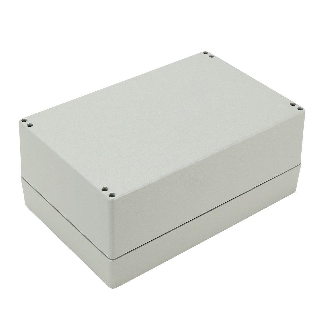 Aexit Caja de conexiones de aluminio de 7.9 x5.1 x3.5 ...