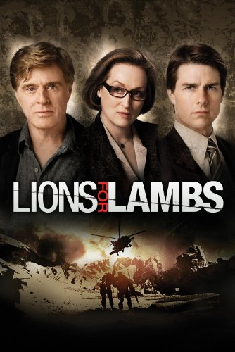 - Lions For Lambs