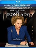 Iron Lady (Blu-ray + DVD + Digital Copy)