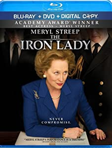 Cover Image for 'Iron Lady (Blu-ray/DVD Combo + Digital Copy), The'