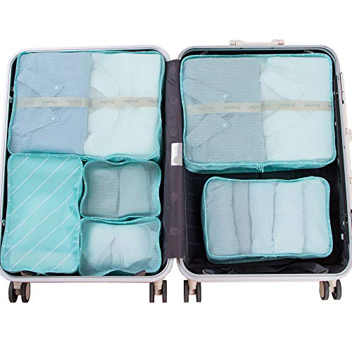 JJ POWER Travel Packing Cubes, L...