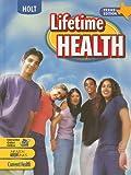 img - for Holt Lifetime Health, Texas Edition book / textbook / text book