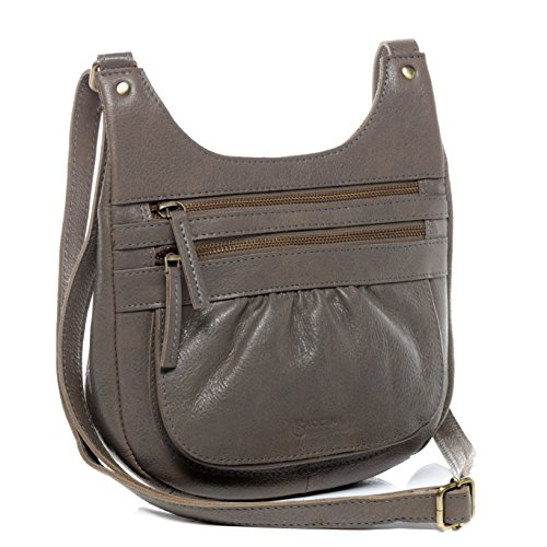 Loretta Messenger Women BACCINI Bag Woman Shoulder Body Small Bag Cross PpaYU