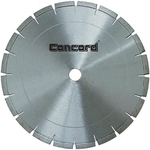 Concord Blades LGB160C12SP 16 Inch Laser-Welded Wide Segmented Diamond Blade