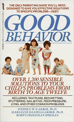 26febc1a89937 Good Behavior: Stephen W. Garber, Marianne Daniels Garber, Robyn ...