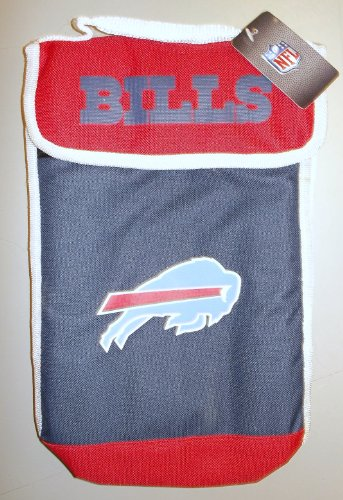 Buffalo Bills Soft Sided Insulated Cooler Lunch Bag