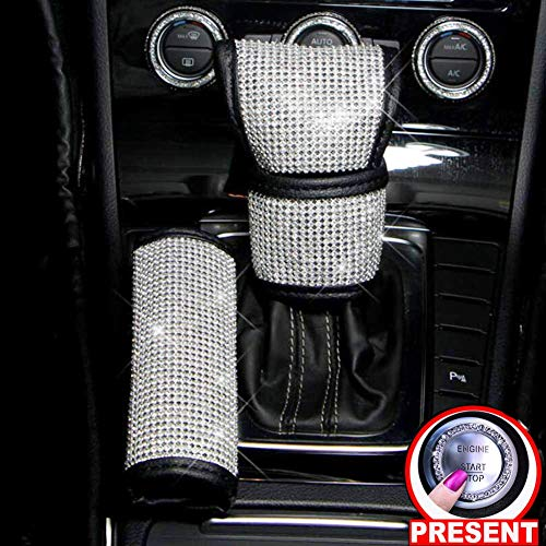 bling shift knob - 9
