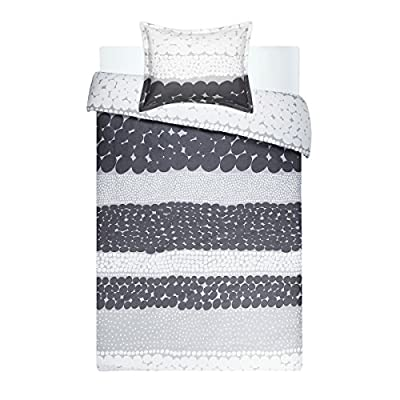 Marimekko 221442 Jurmo Comforter Set, Twin, Black White -  - comforter-sets, bedroom-sheets-comforters, bedroom - 510F2LLn0IL. SS400  -