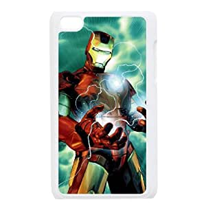 PCSTORE Phone Case Of Iron Man For Ipod Touch 4