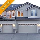 Garage Door Control Panel Replacement - Standard and Keypad