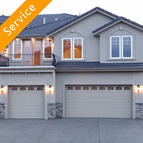 Garage Door Control Panel Replacement - Standard and (Panel Keypad)